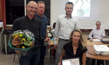 Ester van der Loos-Award voor Michel Butter