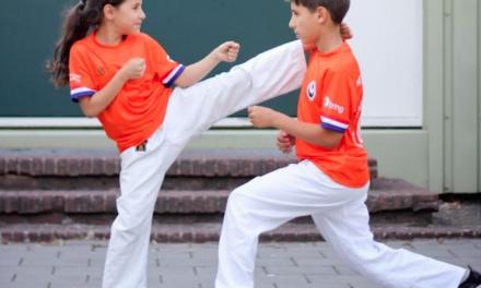 Lyna Achghouyab (9 jaar) Nederlandse Kampioen Karate 🏆