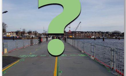 Help! Hoe moet de tijdelijke brug heten?