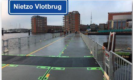 De Nietzo Vlotbrug!