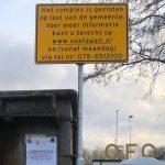 OFC Oostzaan dicht en toen weer open…