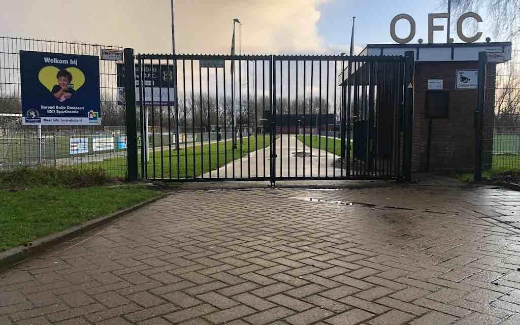 Oostzaan mag sportpark OFC niet sluiten van rechter