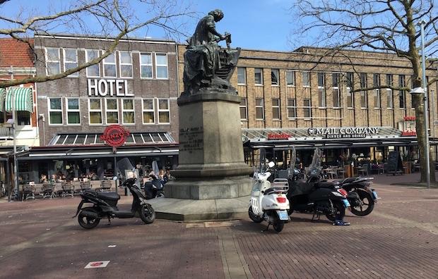Zaanstad gaat ook 'foute' scooters meteen weghalen