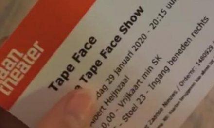 Recensie Tape Face in het Zaantheater