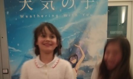 Recensie Weathering with you (een anime) in De Fabriek ♥
