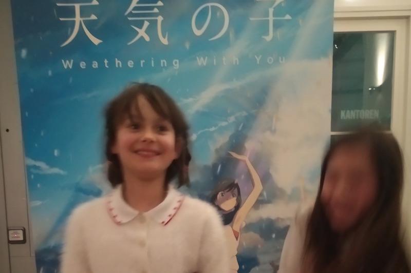 Recensie Weathering with you (een anime) in De Fabriek ♥