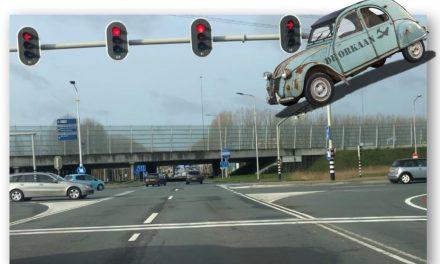 Nieuw op De Orkaan: Rijden op niks af!