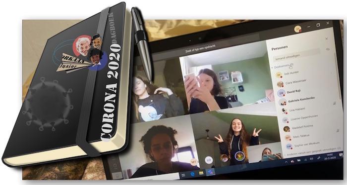 Corona Dagboek dag 5: Ik word een beetje gek!
