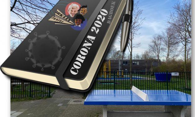 Corona Dagboek dag 3: laatste vrije dag