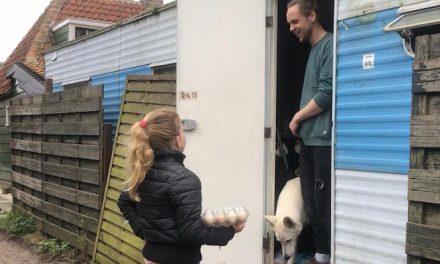 Eierhandel Feline Duin 2: de verkoop (filmpje)
