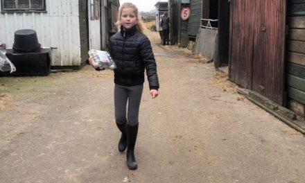 Eierhandel Feline Duin (filmpje)