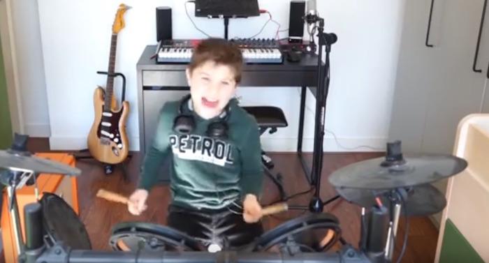Corona-Krachtmuziek van Jesman (9)! (video)