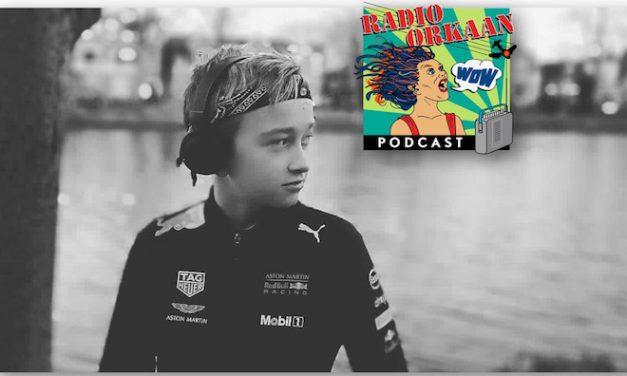 Radio Orkaan: terug naar school met Luca