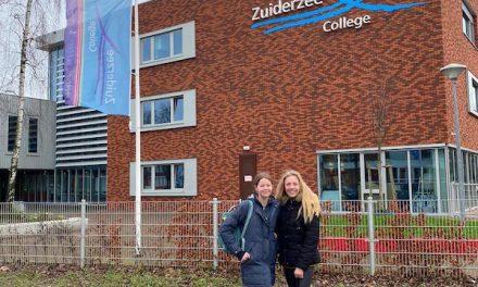 Schoolbezoek redactie: Zuiderzee College