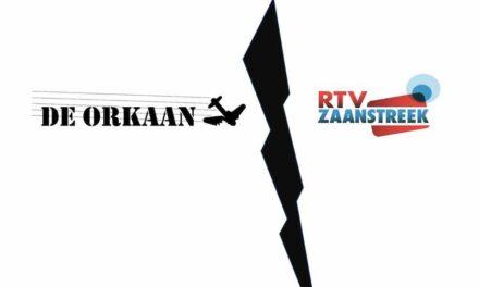 De Orkaan en RTV Zaanstreek gaan niet samen