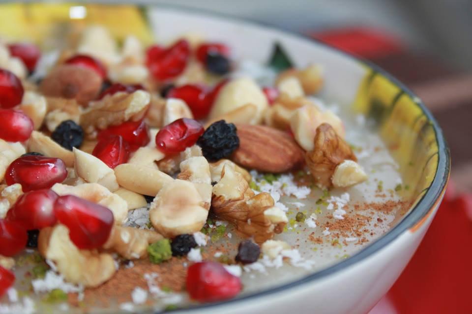 Een gratis Turkse maaltijd van Animo