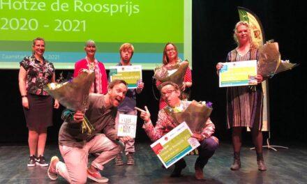 Hotze de Roosprijs naar Bart Meijer en Michiel Eijsbouts (filmpje)