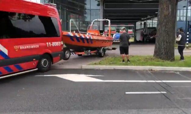 Zaanse brandweer ingezet in Luik