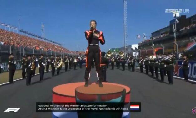 Volkslied in Zandvoort (beetje Zaans wel)